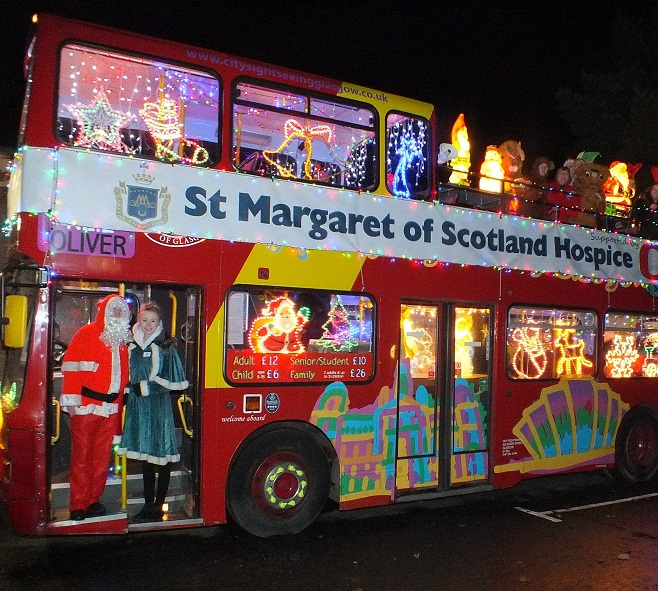 Festive fun for a great cause on St Margaret of Scotland ...
