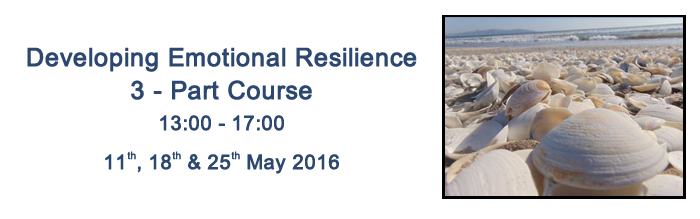 Developing Emotional Resilience 3 Part Course