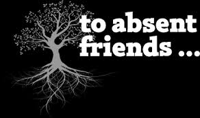 To absent friends image